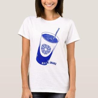 Vintage Retro Kitsch 50s Malt or Shake Cup T-Shirt
