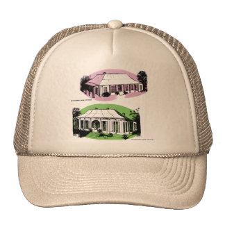 Vintage Retro Kitsch 60s Experiment Farm Cottage Trucker Hat