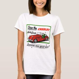 Vintage Retro Kitsch Car Auto Crosley Hotshot T-Shirt