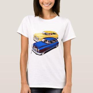 Vintage Retro Kitsch Car Nash Ambassador Art T-Shirt