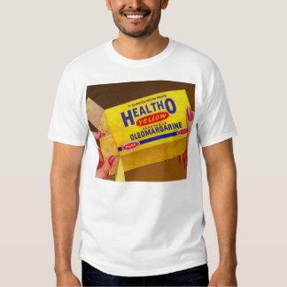 Vintage Retro Kitsch Healtho Margarine Butter T-shirt