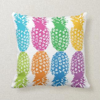 Vintage Retro Pineapple Pillow
