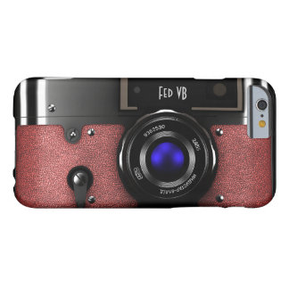 Vintage retro rangefinder camera #2 barely there iPhone 6 case