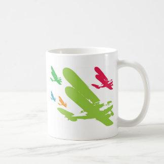 Vintage Retro Stratoliner Seaplane Airplane Plane Coffee Mug