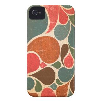 Vintage Retro Style iPhone 4 Case-Mate Case
