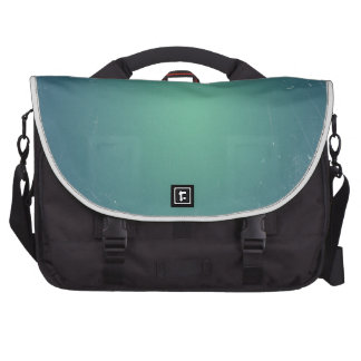 Vintage Retro Style Teal BlueTurquoise Background Bag For Laptop