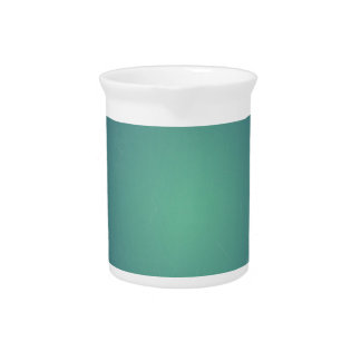 Vintage Retro Style Teal BlueTurquoise Background Drink Pitchers
