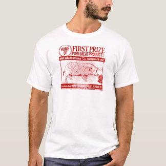 Vintage Retro Tobin's First Prize T-Shirt