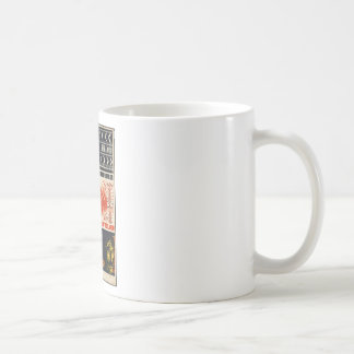 Vintage Retro USSR Country of 189 Peoples Coffee Mug