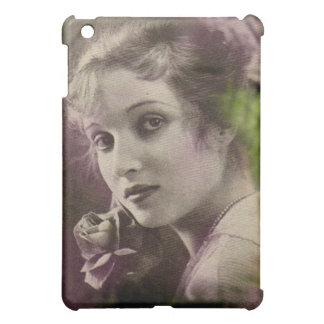 Vintage Retro Women 20s Hollywood Alice Joyce iPad Mini Cases