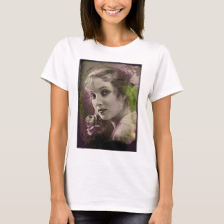 Vintage Retro Women 20s Hollywood Alice Joyce T-Shirt
