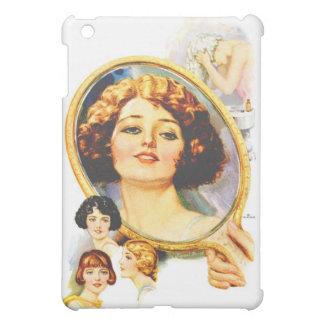 Vintage Retro Women Magazine 20s Shampoo Ad iPad Mini Cover