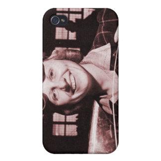 Vintage Retro Women Rosie the Riveter's Sister iPhone 4/4S Case
