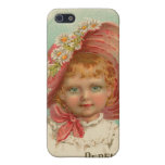 Vintage Retro Women Soaps & Perfumes Girl Cases For iPhone 5