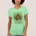 Vintage Retro Women Soaps & Perfumes Girl Tshirts
