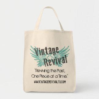 Vintage Revival Logo Tote