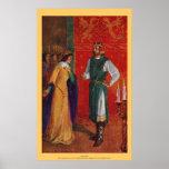 Vintage - rey Arturo Impresiones