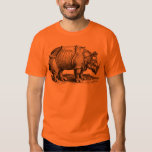 Vintage Rhino - Dürer's Rhinoceros T Shirt
