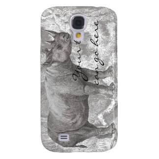 Vintage Rhino iPhone 3 Speck Case
