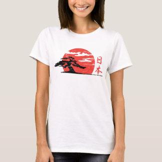 Vintage Rising Sun Japanese T-Shirt