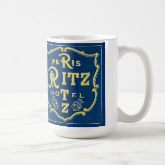 Vintage Ritz Coffee Mug