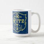 Vintage Ritz Taza
