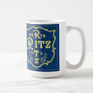 Vintage Ritz Taza Clásica