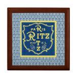 Vintage Ritz Trinket Box