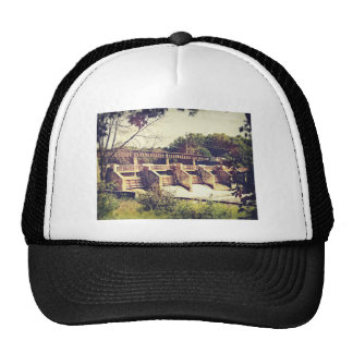 Vintage River Dam Trucker Hat