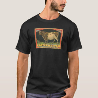 Vintage Roast Beef Advertisement T-Shirt