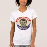 Vintage Roberto Kennedy para presidente Pin 1968 Playera