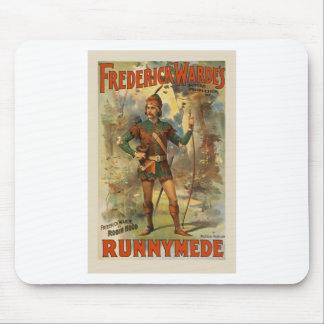 vintage-robin-hood-poster. alfombrilla de raton