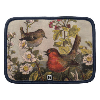 Vintage Robins for Bird Lovers Planners