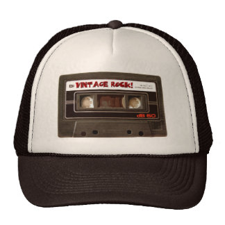 Vintage Rock Hats