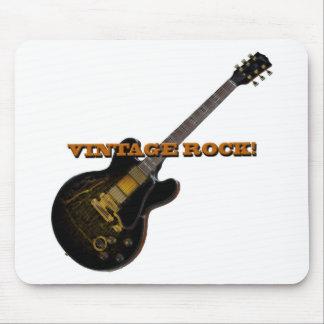Vintage Rock Mouse Pad