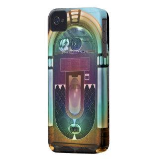 Vintage Rock N Roll Jukebox iPhone 4 Case-Mate Case