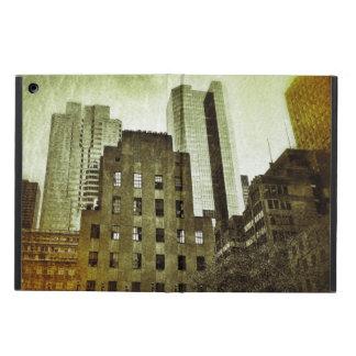 Vintage Rockefeller Center iPad Air Case