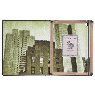 Vintage Rockefeller Center iPad DODOcase