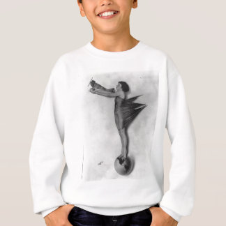 Vintage Rocket Lady Sweatshirt