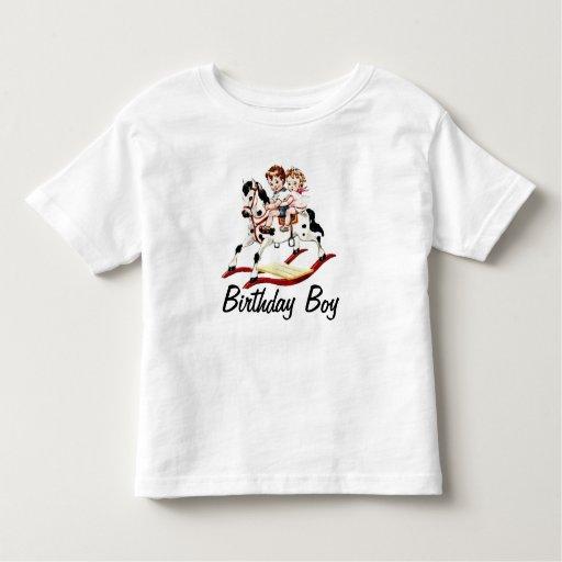 Vintage Rocking Horse Tshirt