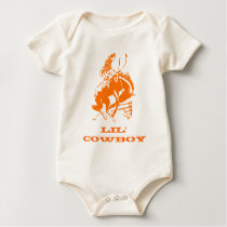 VIntage Rodeo Baby Bodysuit