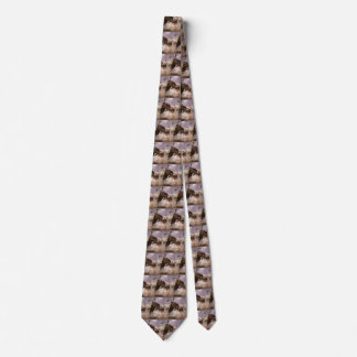 Vintage Rodeo Cowboy, Breezy Riding by WHD Koerner Neck Tie