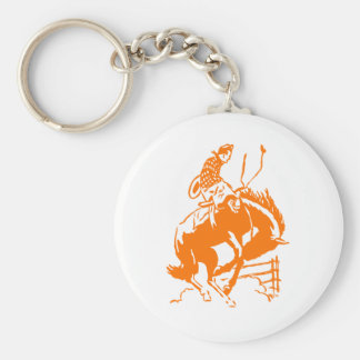 VIntage Rodeo Keychain