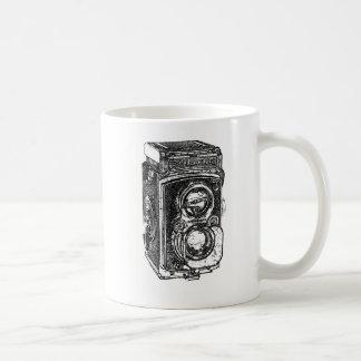 Vintage Rolleiflex Camera Coffee Mug