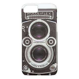 Vintage Rolleiflex Camera iPhone 7 Case