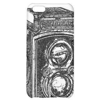 Vintage Rolleiflex Camera Cover For iPhone 5C