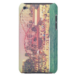Vintage Roller Coaster Ipod Touch Case