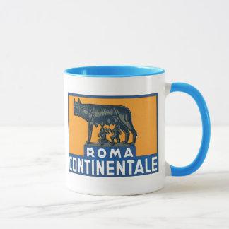 Vintage Roma Continentale Mug