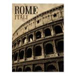 vintage Roma Italia Postales