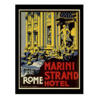Vintage Roma Postal